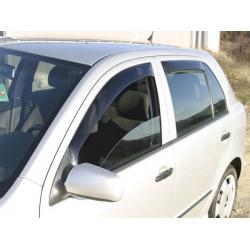 Skoda Fabia I ablak légterelő, 4db-os, 2000-2007, 4 ajtós