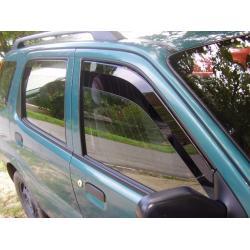 Suzuki Ignis ablak légterelő, 4db-os, 2001-2008, 5 ajtós