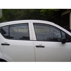 Suzuki Splash ablak légterelő, 4db-os, 2008-, 5 ajtós