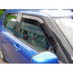 Suzuki Swift ablak légterelő, 4db-os, 2005-2010, 5 ajtós