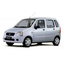 Suzuki Wagon R+ ablak légterelő, 4db-os, 2000-2006, 5 ajtós
