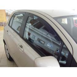 Toyota Yaris ablak légterelő, 4db-os, 2005-2011, 5 ajtós