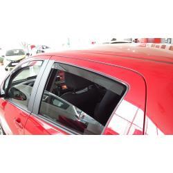 Toyota Yaris ablak légterelő, 4db-os, 2011-2020, 5 ajtós