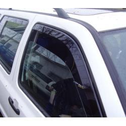 Volkswagen Golf III. ablak légterelő, 4db-os, 1992-1998, 5 ajtós