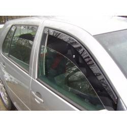 Volkswagen Golf IV. ablak légterelő, 4db-os, 1998-2004, 5 ajtós