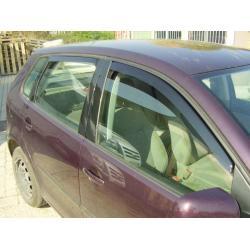 Volkswagen Polo ablak légterelő, 4db-os, 2002-2009, 5 ajtós