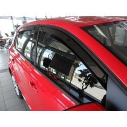 Volkswagen Polo ablak légterelő, 4db-os, 2009-2017, 5 ajtós