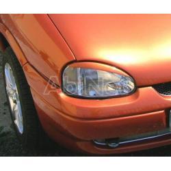 Opel Corsa B 1993-1997 első szemöldök