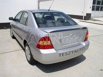 Toyota Corolla SEDAN légterelő szárny