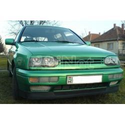 Volkswagen Golf III 1991-1998 első szemöldök