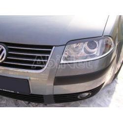 Volkswagen Passat 2001-2005-ig első szemöldök