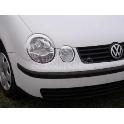 Volkswagen Polo 2002-2005 első szemöldök