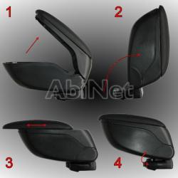 Opel Agila 4 funkciós kartámasz