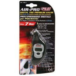 Digitális légnyomásmérő dupla ledes